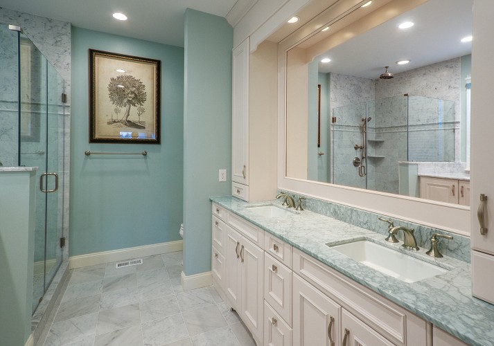 tips for bathroom painting