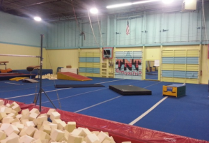 Paint your gym or fitness center to keep it looking great