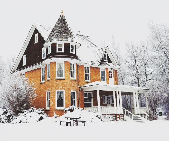 Will your exterior paint survive the coming new jersey - What temperature is too cold to paint outside ...